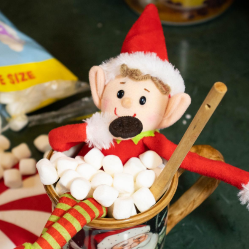 Elf Antics done for you kit, Elf antics plans, Elf activity supplies, scout elf, elf on the shelf