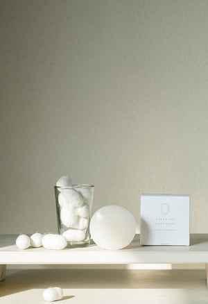 【BLANC PLUME】 FACE & BODY SOAP 80g