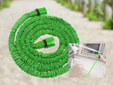 50' Expanding Tangle-Free Outdoor Garden Hose