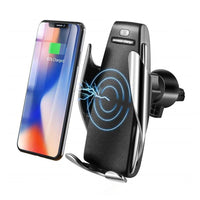 Universal Qi Wireless Smartphone Charger for Vehicles
