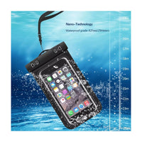 3-Pack: Waterproof Protective Dry Bags for Mobile Devices