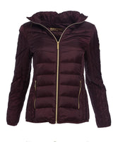 Lightweight  Michale Kors Crop Women's Puffer Jackets