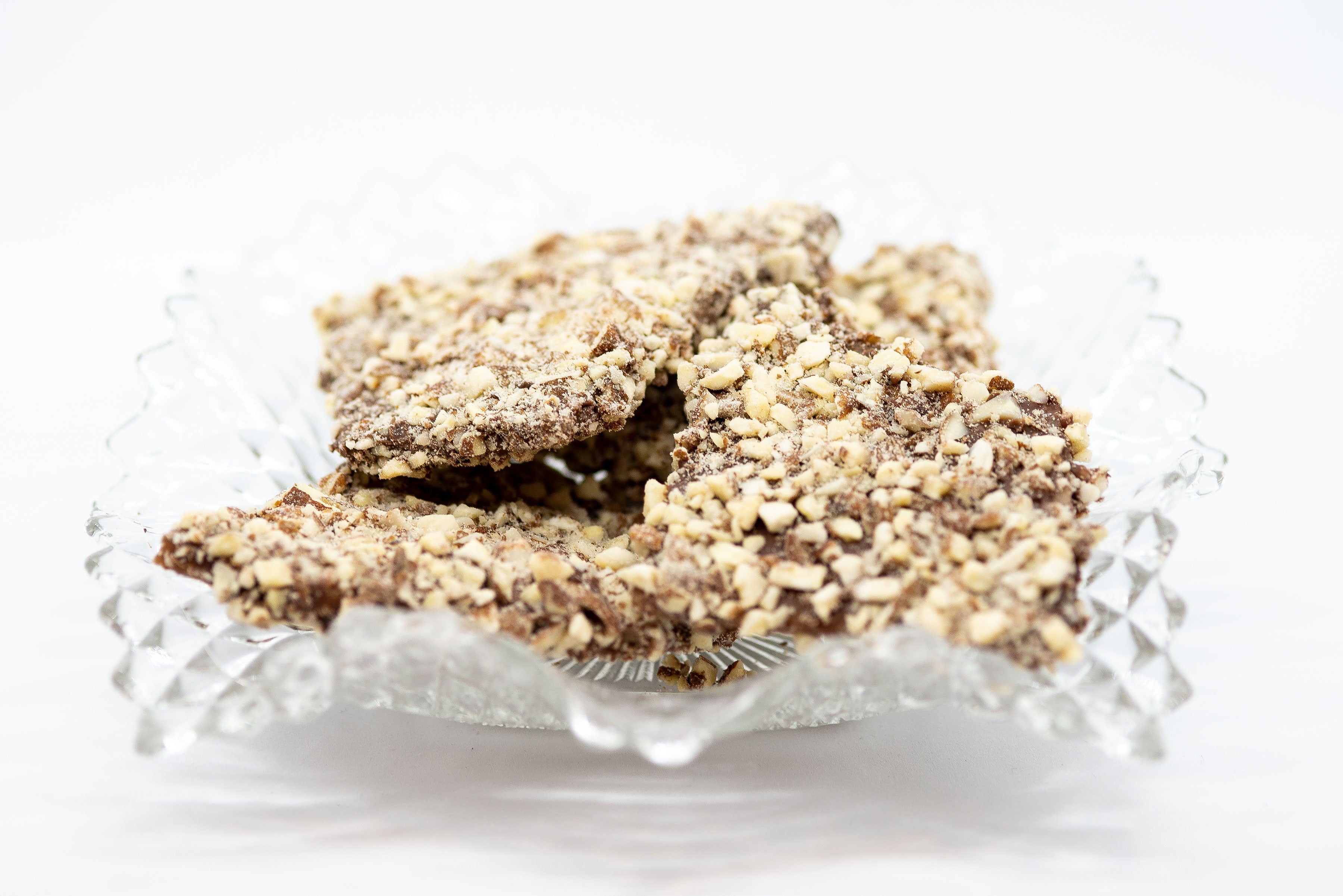 Almond Mealed English Toffee