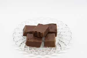 Chocolate Walnut Fudge