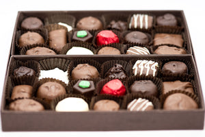 Assorted Chocolates Gift Box - 1 pound