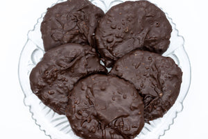 Dark Chocolate Coconut Country Clusters