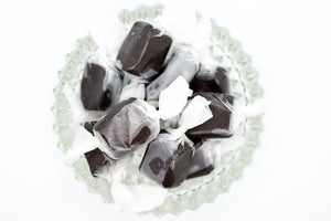 Licorice Caramels