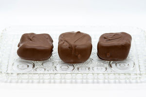 Milk Chocolate Covered Marshmallows