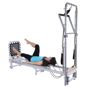 AeroPilates Precision Series Reformer 610 with Cadillac Accessory Package