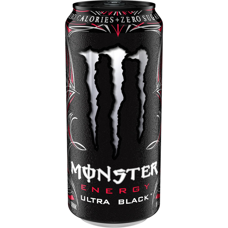 Monster Ultra Black (16oz / 24pk)