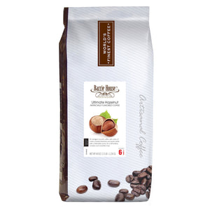 Barrie House Whole Bean Coffee, Ultimate Hazelnut (40 oz.)