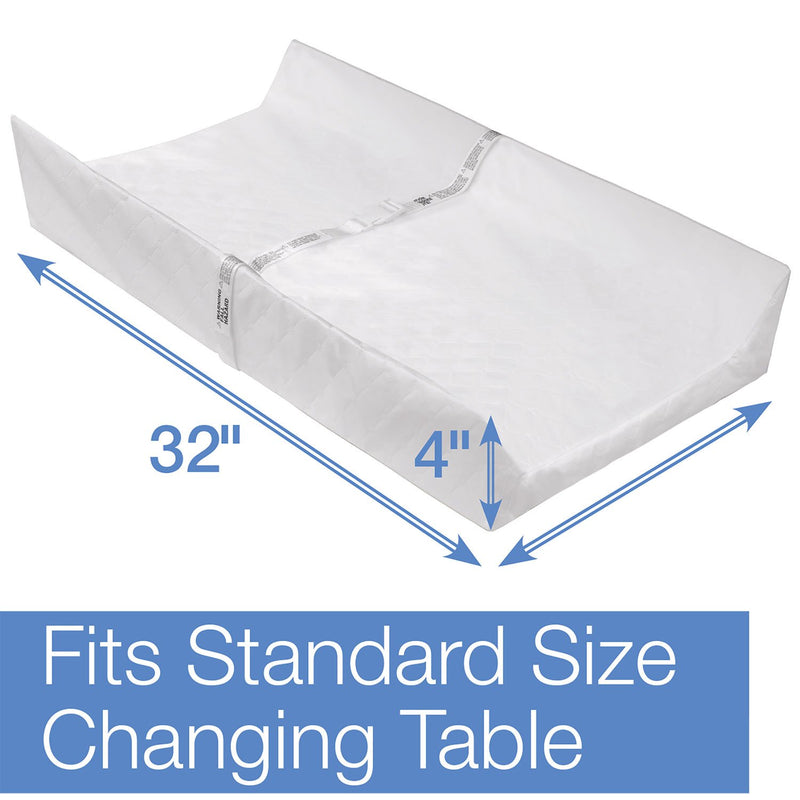 Beautyrest Contoured Changing Pad with Waterproof Cover