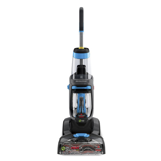 Bissell ProHeat 2X Revolution Pet Full Size Carpet Cleaner, 1550X
