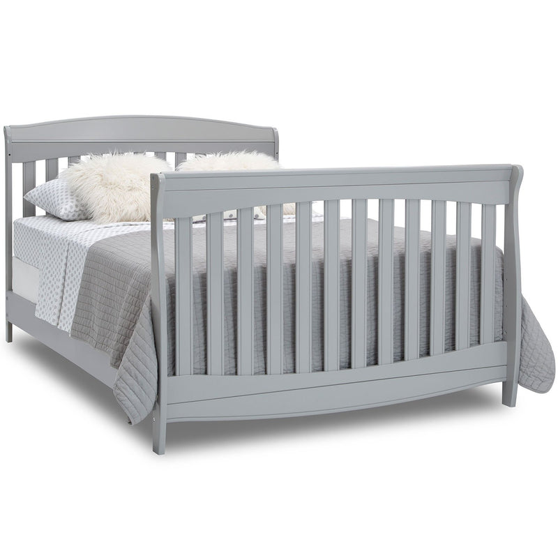 Delta Children Colton 6-in-1 Convertible Crib (Choose Your Color)