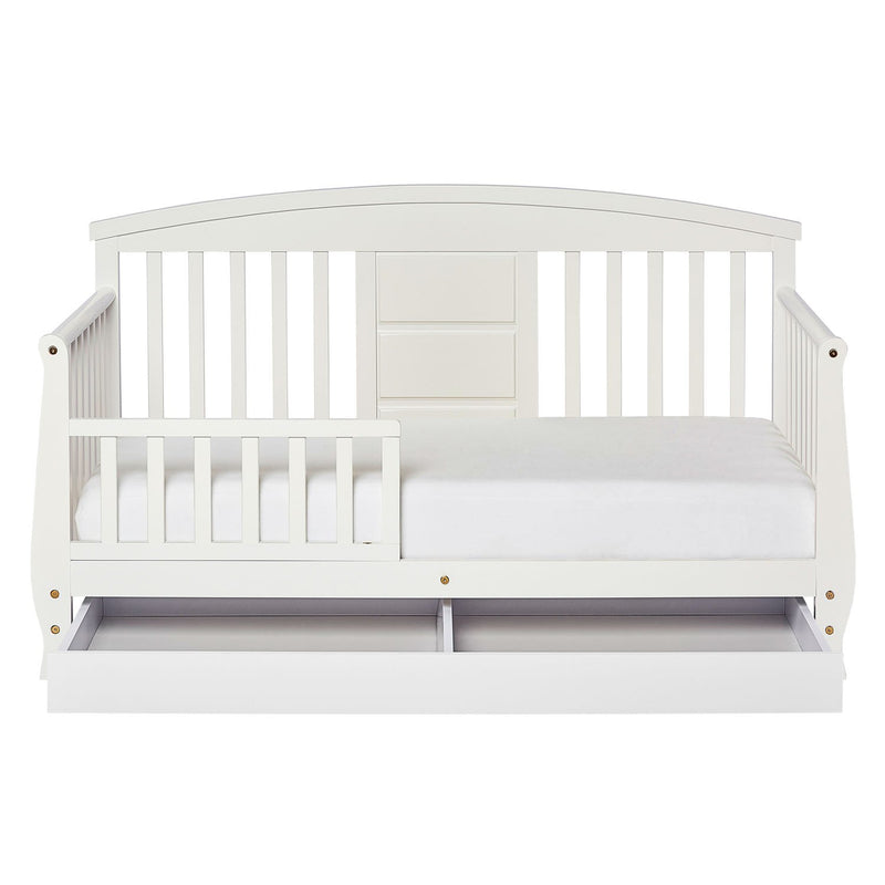 Dream On Me Deluxe Toddler Day Bed (Choose Your Color)