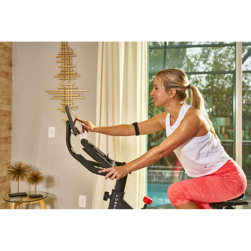 Echelon Connect Sport-S Indoor Cycling Exercise Bike + 6 Month Free Sport Membership