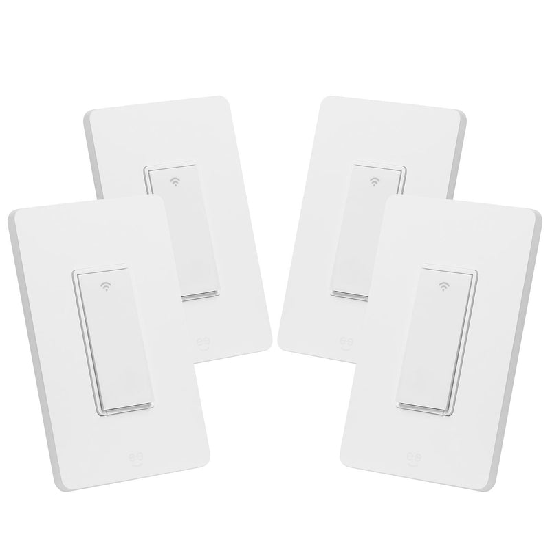Geeni TAP Smart Light Switch (4-Pack)