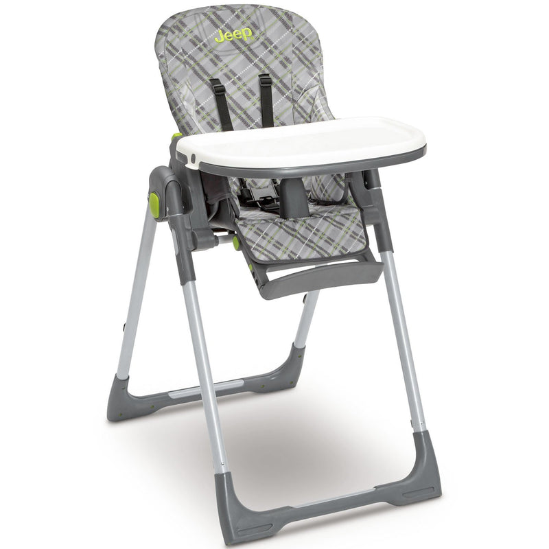 Jeep Classic Convertible High Chair for Babies and Toddlers by Delta Children (Choose Your Color)