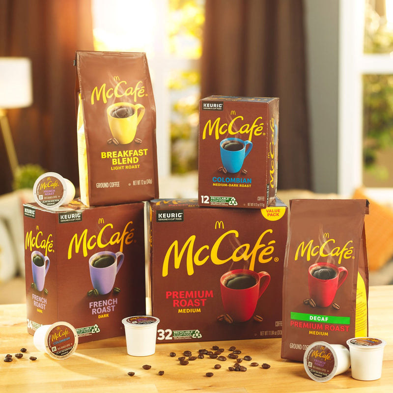 McCafe Premium Roast K-Cup Coffee Pods (94 Ct.)