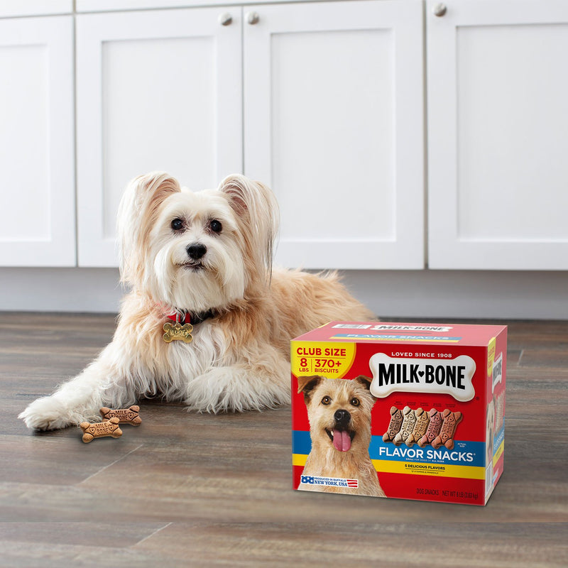 Milk-Bone Flavor Snacks (8 lbs.)