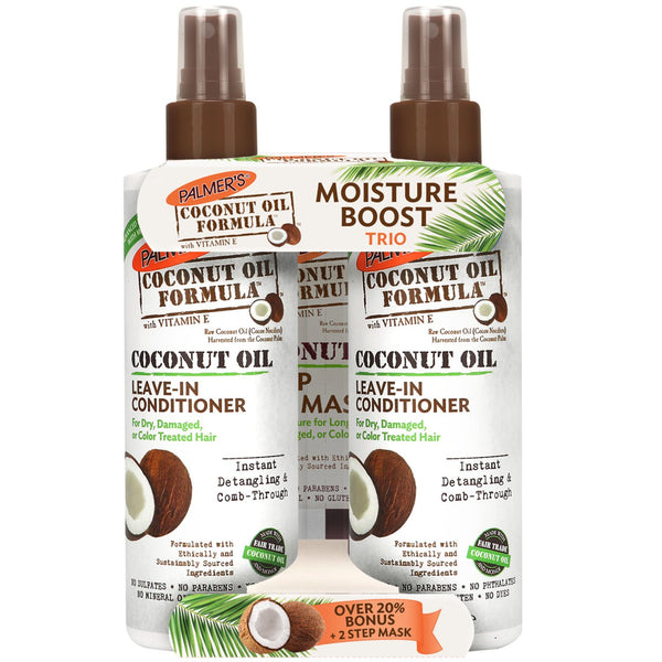 Palmer's Coconut Oil Formula Leave In Conditioner (2 pk.)