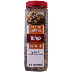 Tone's Garlic Pepper Seasoning Blend (21 oz.)