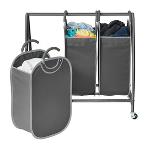 neatfreak Easy Access Triple Laundry Sorter