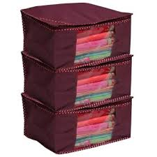 Saree Organizer Box