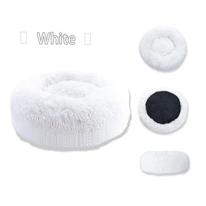 Open image in slideshow, Pet Bed - Washable Soft Plush