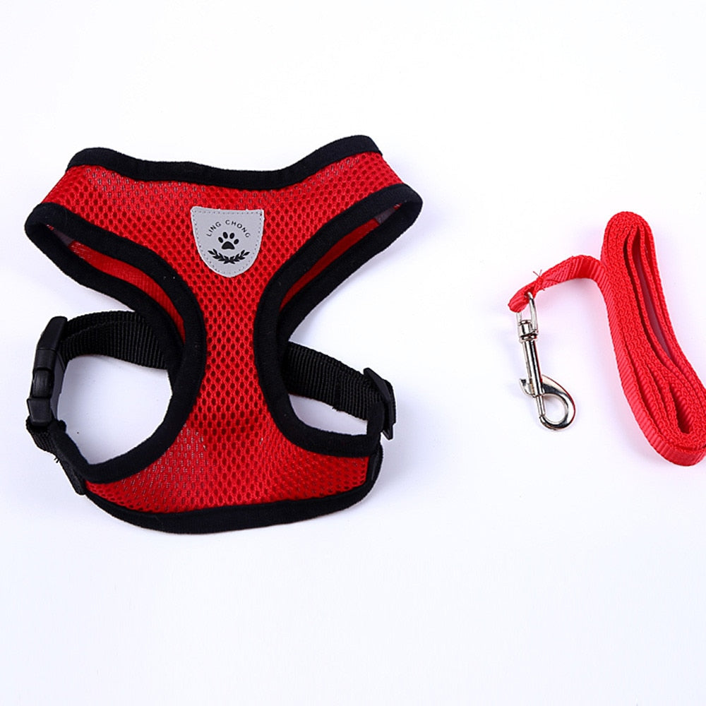 No Pull Dog Harness - Soft Vest