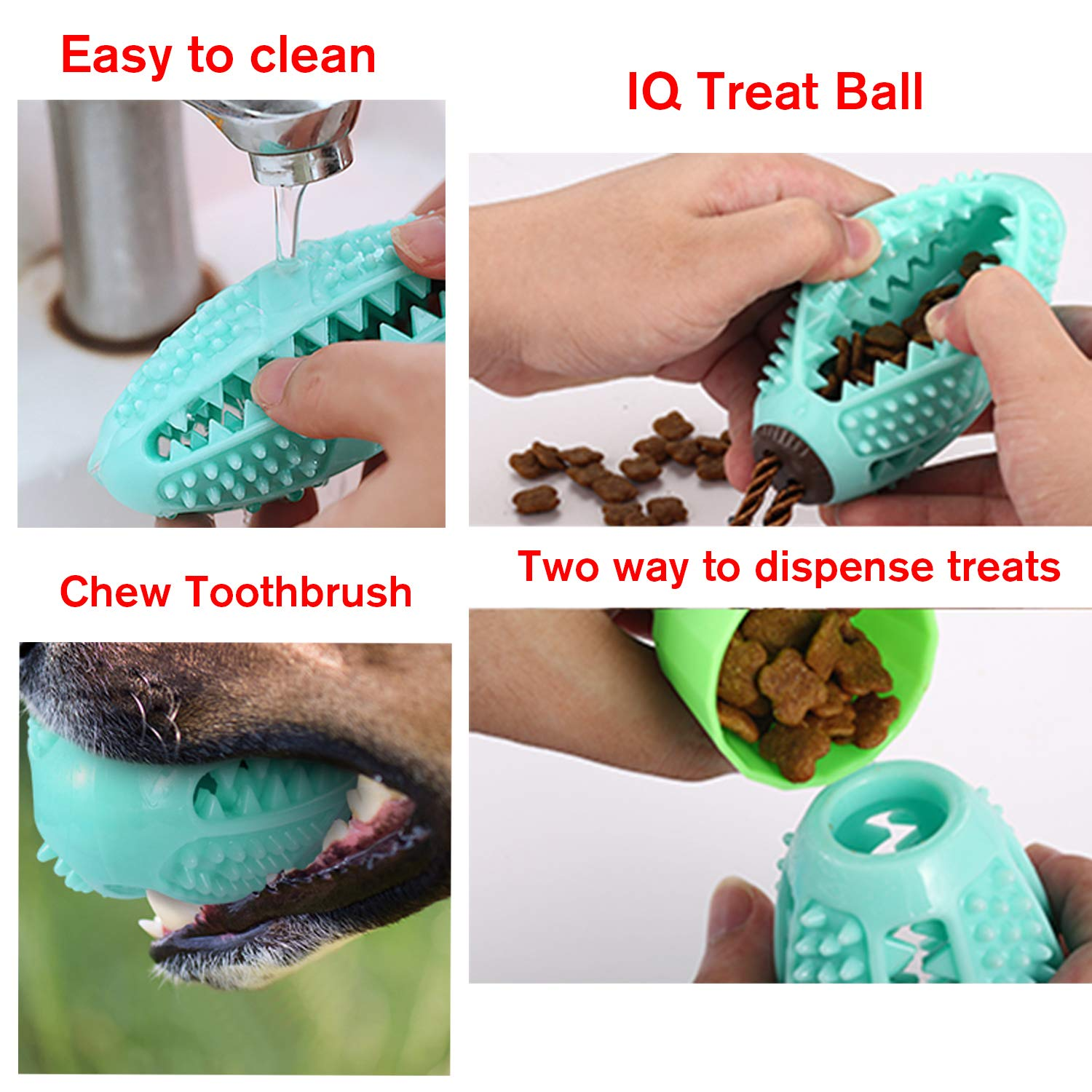 Pet Tooth Cleaning Toy