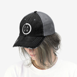 "Ouroboros ""Inclusive"" Trucker Hat - Embroidered"
