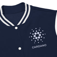 Load image into Gallery viewer, Cardano Women's Varsity Jacket