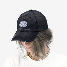 Load image into Gallery viewer, The Bloom Pool Trucker Hat