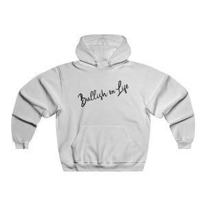 """Bullish on Life"" NUBLEND® Hooded Sweatshirt"