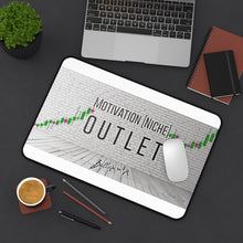 Load image into Gallery viewer, The Motivation [Niche] Outlet Desk Mat