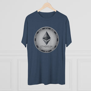 ETH Smart-Digital-Private Tri-Blend Crew Tee