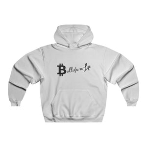 The Bitcoin Bull NUBLEND® Hooded Sweatshirt