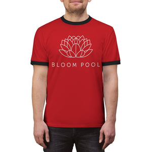 The Bloom Pool Ringer Tee