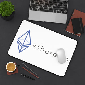 ETH Wired Octahedron Desk Mat