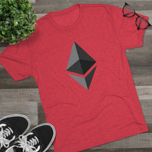 Load image into Gallery viewer, Octahedron Tri-Blend Crew Tee