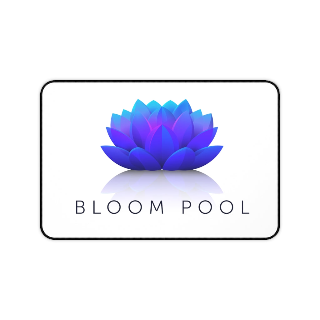 The Bloom Pool Desk Mat