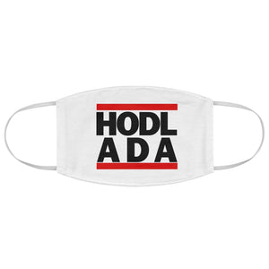 HODL ADA Face Mask
