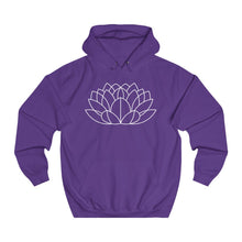 Load image into Gallery viewer, Bloom Pool Unisex College Hoodie