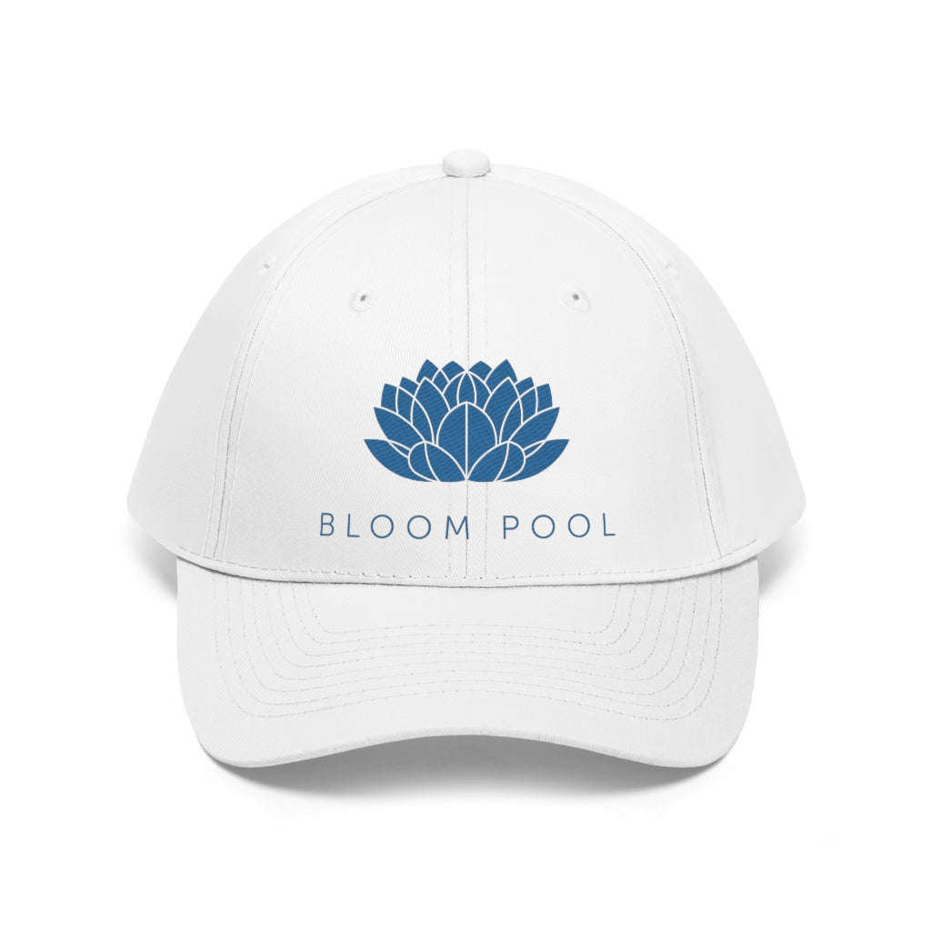 The Bloom Pool Twill Hat