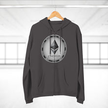 Load image into Gallery viewer, ETH Smart-Digital-Private Hooded Zip Sweatshirt