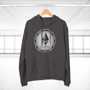 ETH Smart-Digital-Private Hooded Zip Sweatshirt