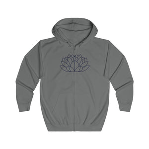 The Bloom Pool Full Zip Hoodie