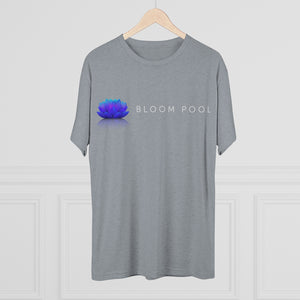 The Bloom Pool Landscape Tri-Blend Crew Tee