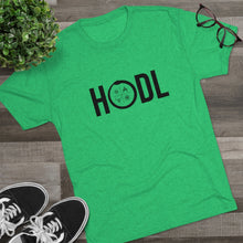Load image into Gallery viewer, Cardano HODL Tri-Blend Crew Tee